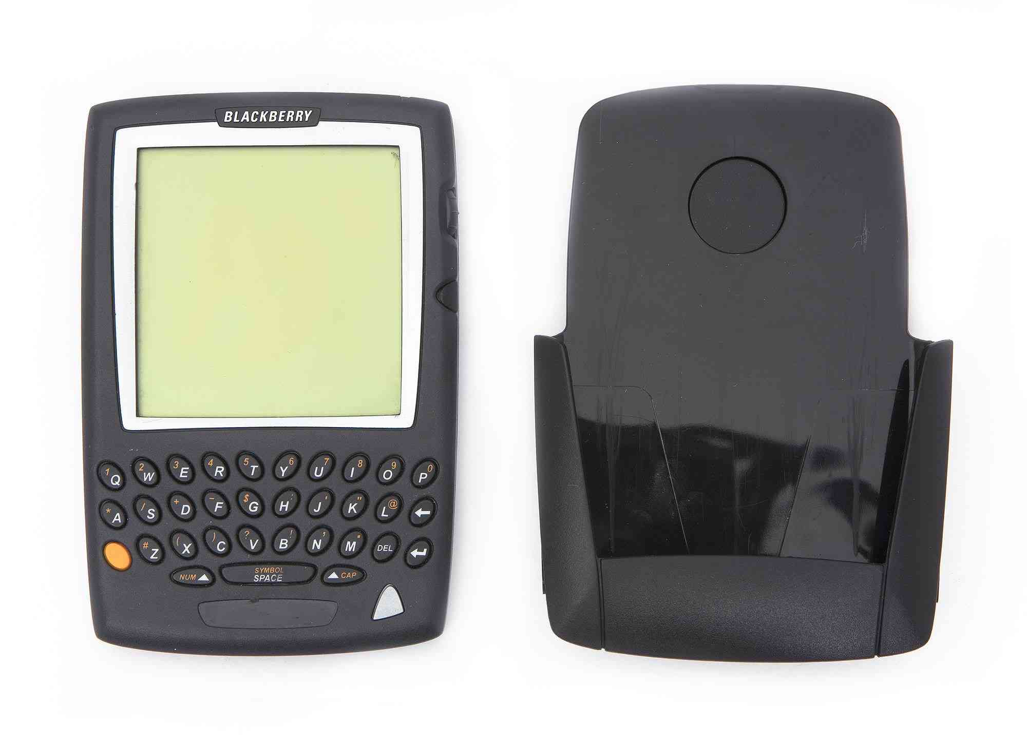 Celular BlackBerry 5810 – 2002