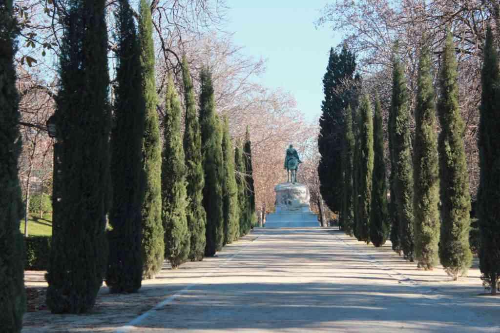 Foto: Parque do Retiro
