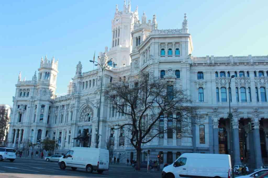 Foto: Palacio de Comunicaciones