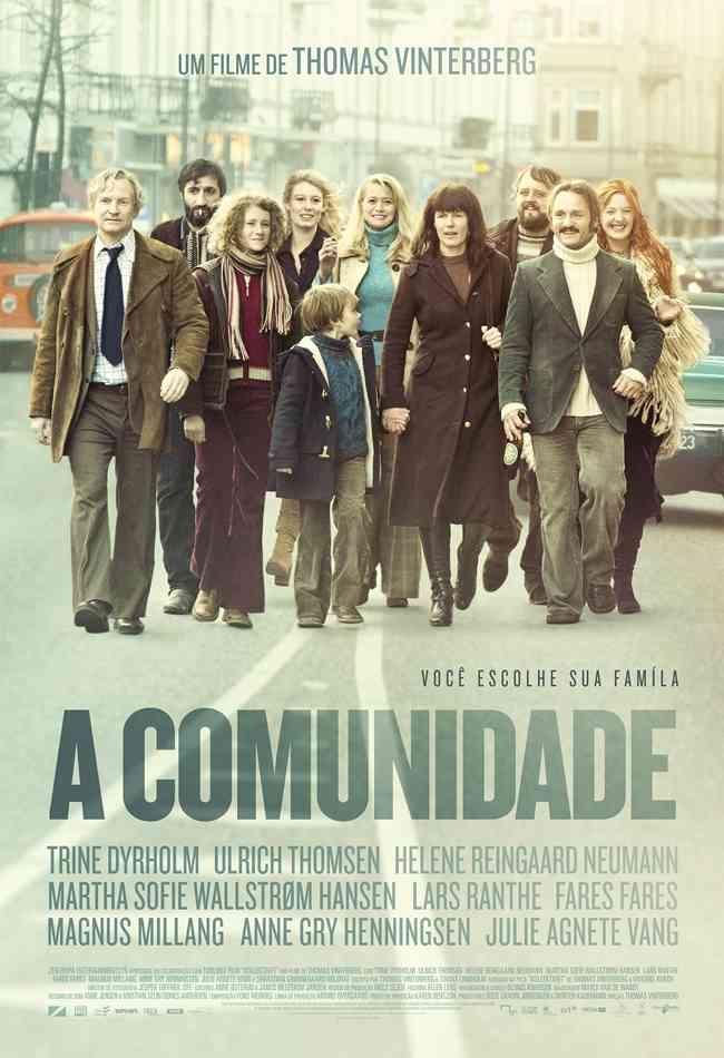 Poster A Comunidade