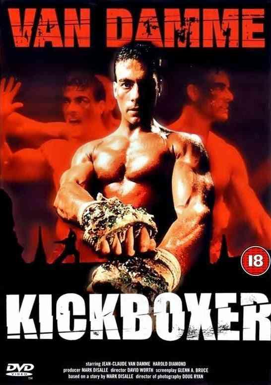 Kickboxer - O Desafio do Dragao