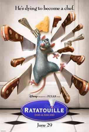 Ratatouille_pôster