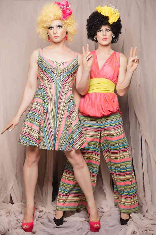 Sara Lola e Nina Paola