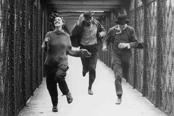 Uma mulher para dois (Jules et Jim) - 1962, de François Truffaut