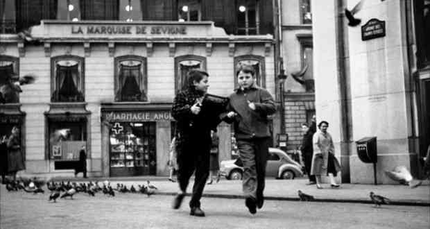 Os incompreendidos (1959, François Truffaut)
