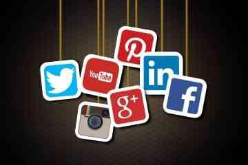 Redes Sociais, Internet