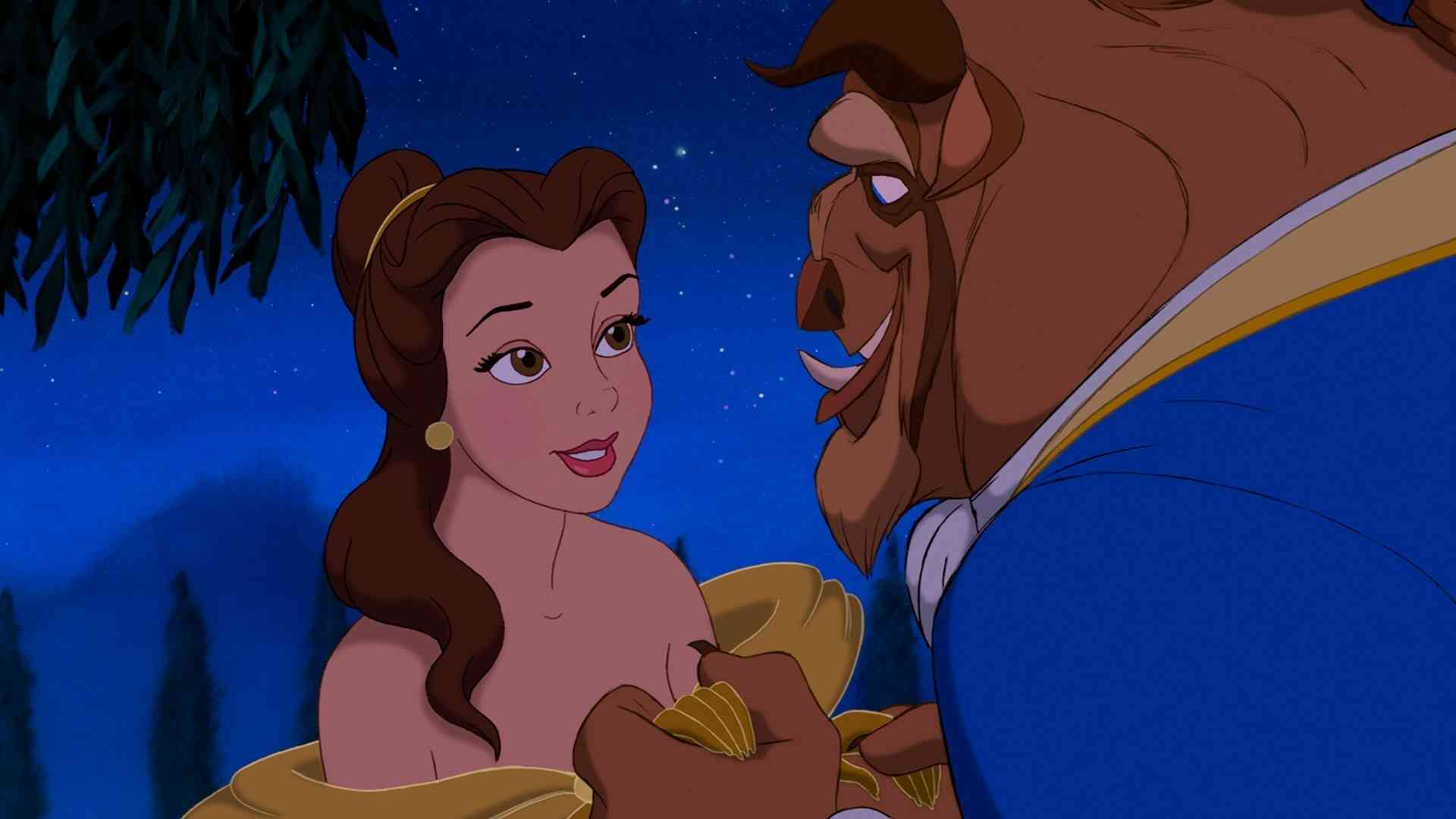 Filme A Bela e a Fera, da Walt Disney Studios