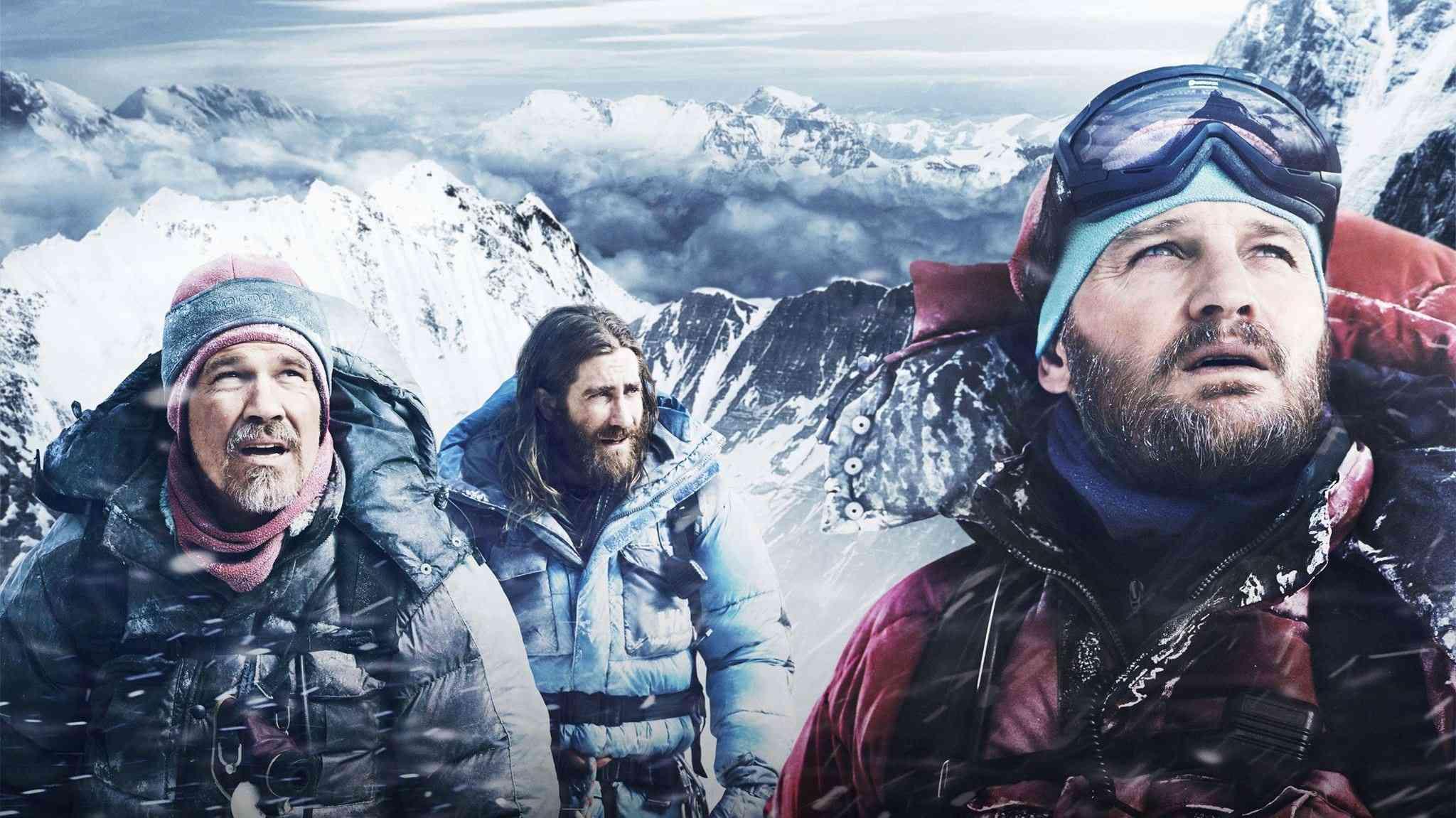 Resultado de imagem para Everest filme