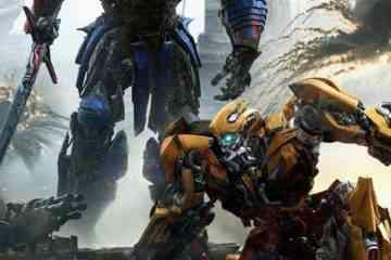 Cartaz oficial Transformers - O último cavaleiro