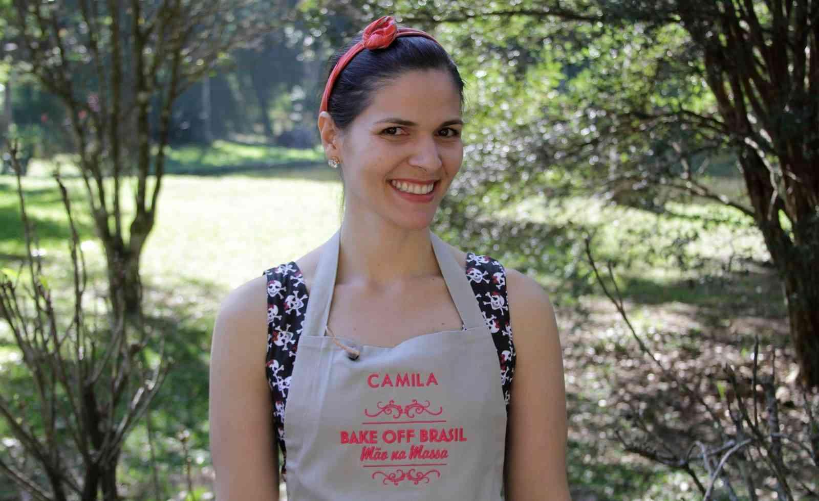 Camila Poli bake off brasil est� em busca de novos competidores   woo