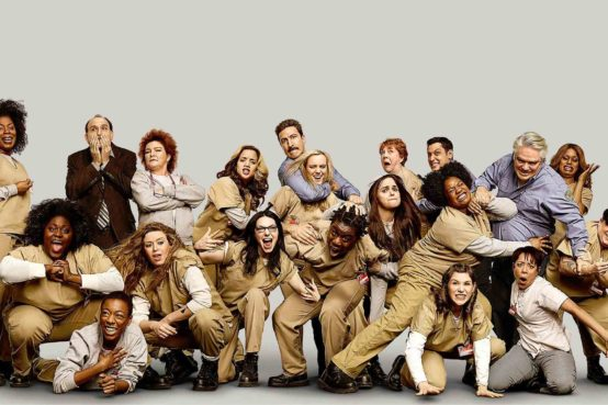 Orange Is The New Black - Cast 1-4 season