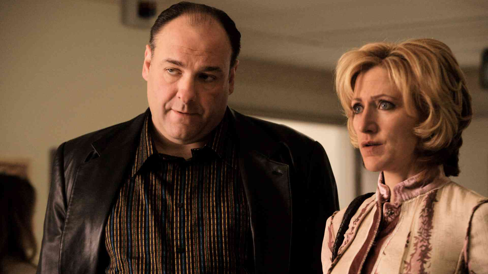 Cena de Família Soprano da HBO