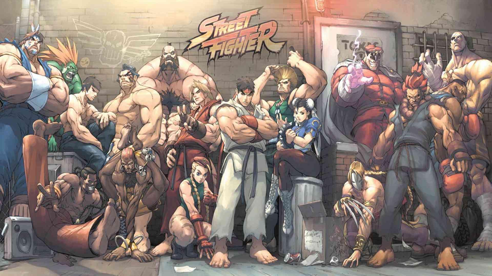 [OFF-TOPIC]Street Fighter   Nova série de TV baseada no jogo The World Warrior está em desenvolvimento Street-Fighter-Wallpapers