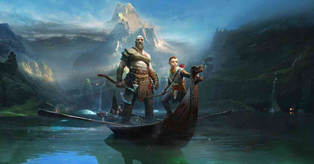 God Of War: Ragnaro
