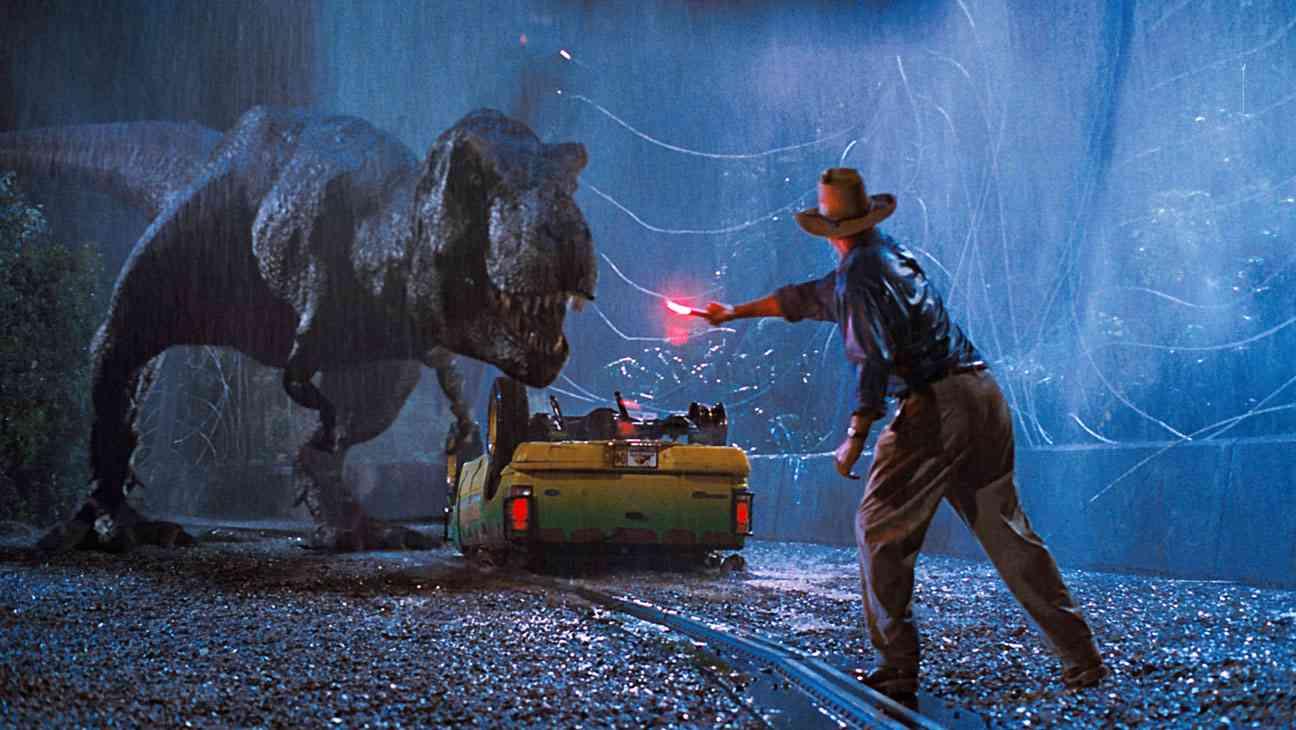 Jurassic Park é a franquia mais rentável dos cinemas