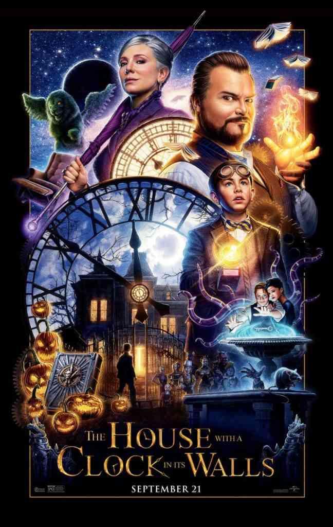 Resultado de imagem para o mistério do relógio na parede cartaz