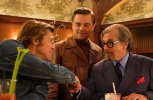 Onde upon a time in Hollywood