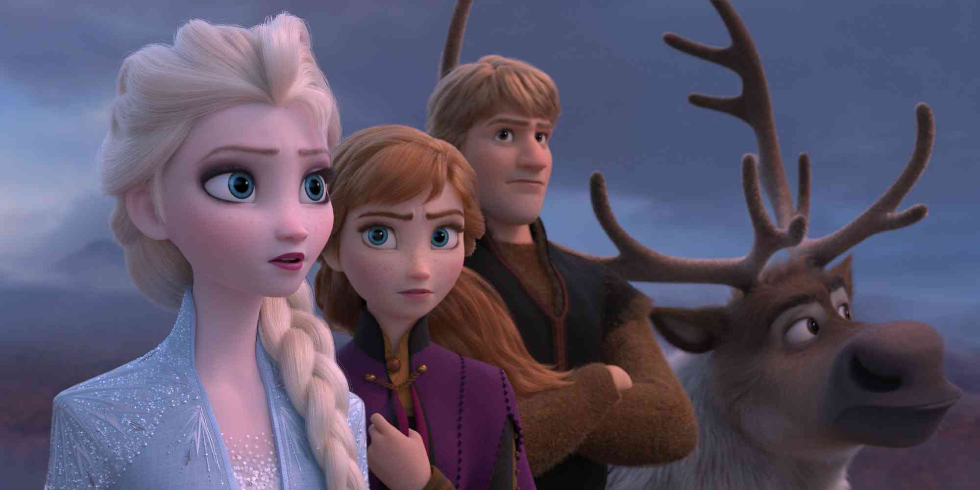 Frozen 2 Primeiro Trailer