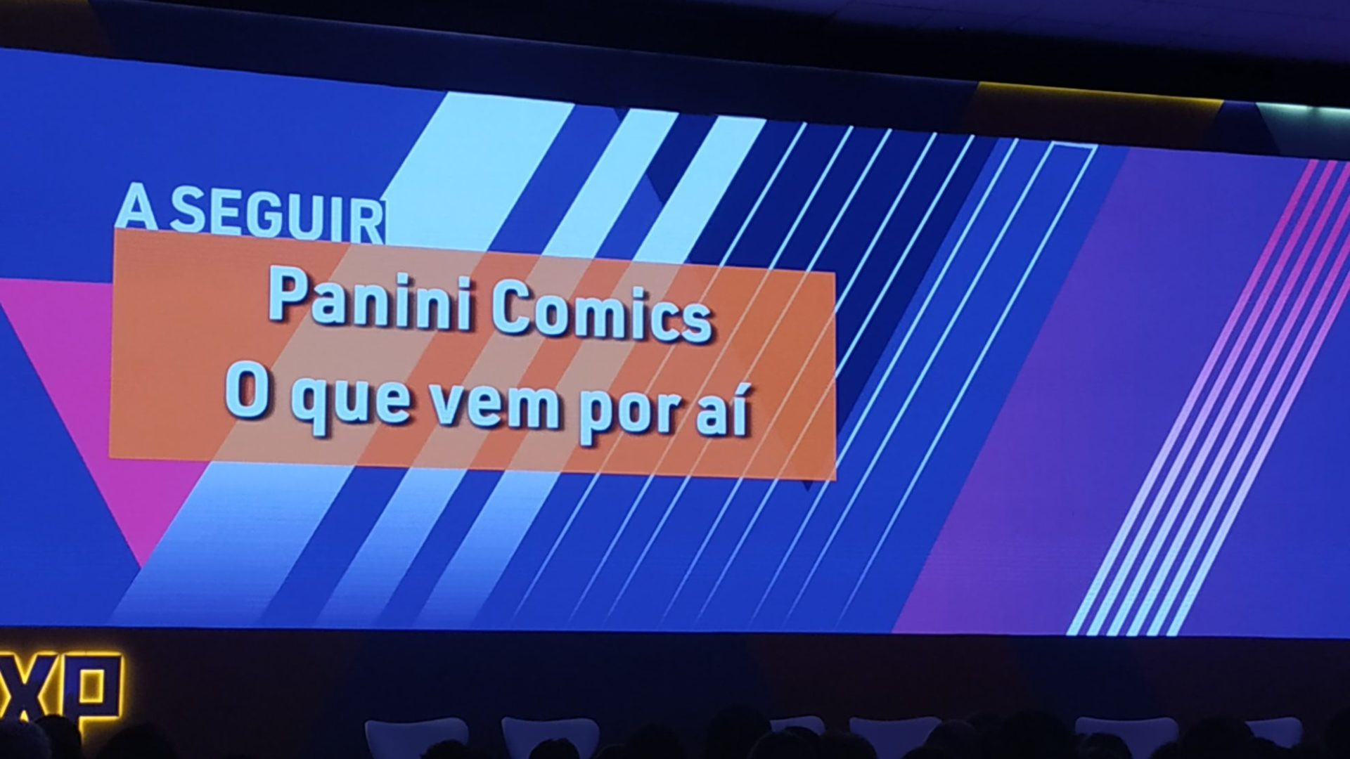 CCXP19: Panini