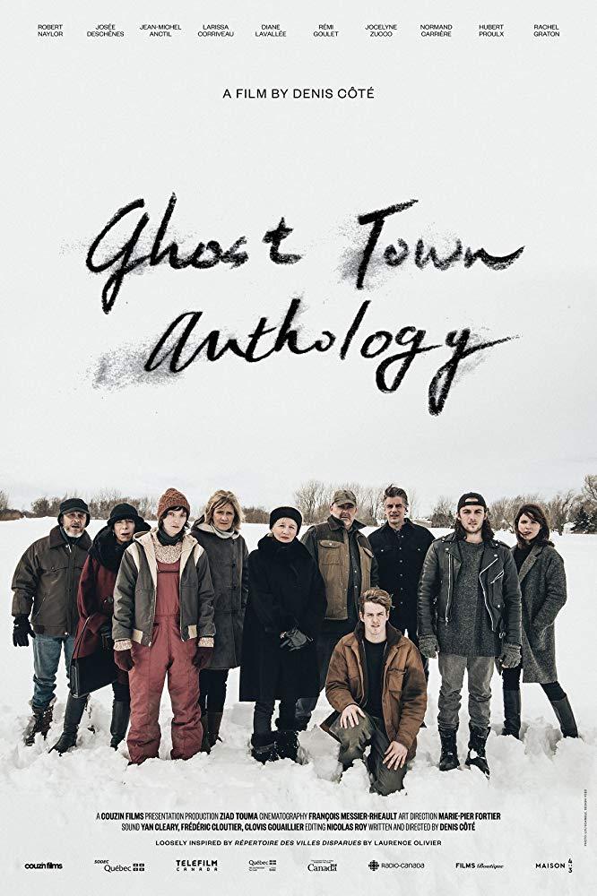 Crítica: Antologia da Cidade Fantasma