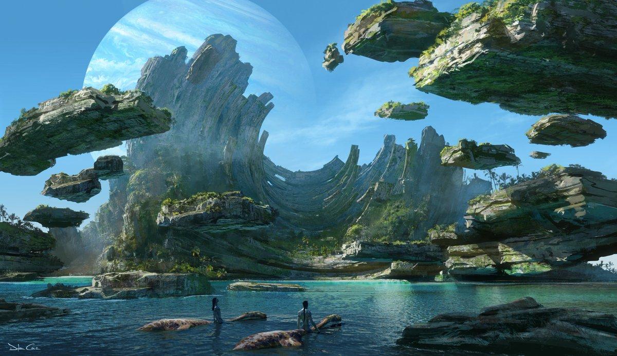"""Confira as novas imagens incríveis de """"Avatar 2"""""""
