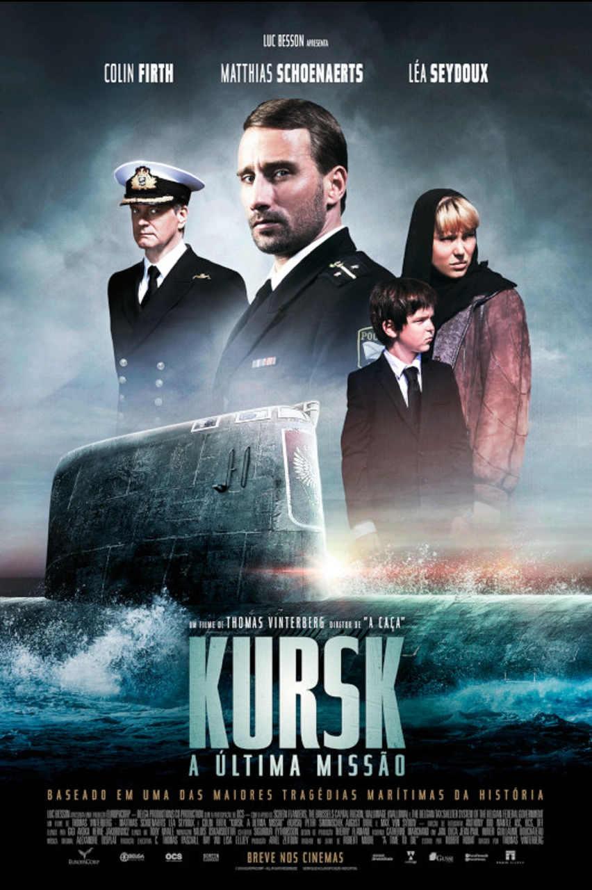 Crítica: Kursk – A Última Missão