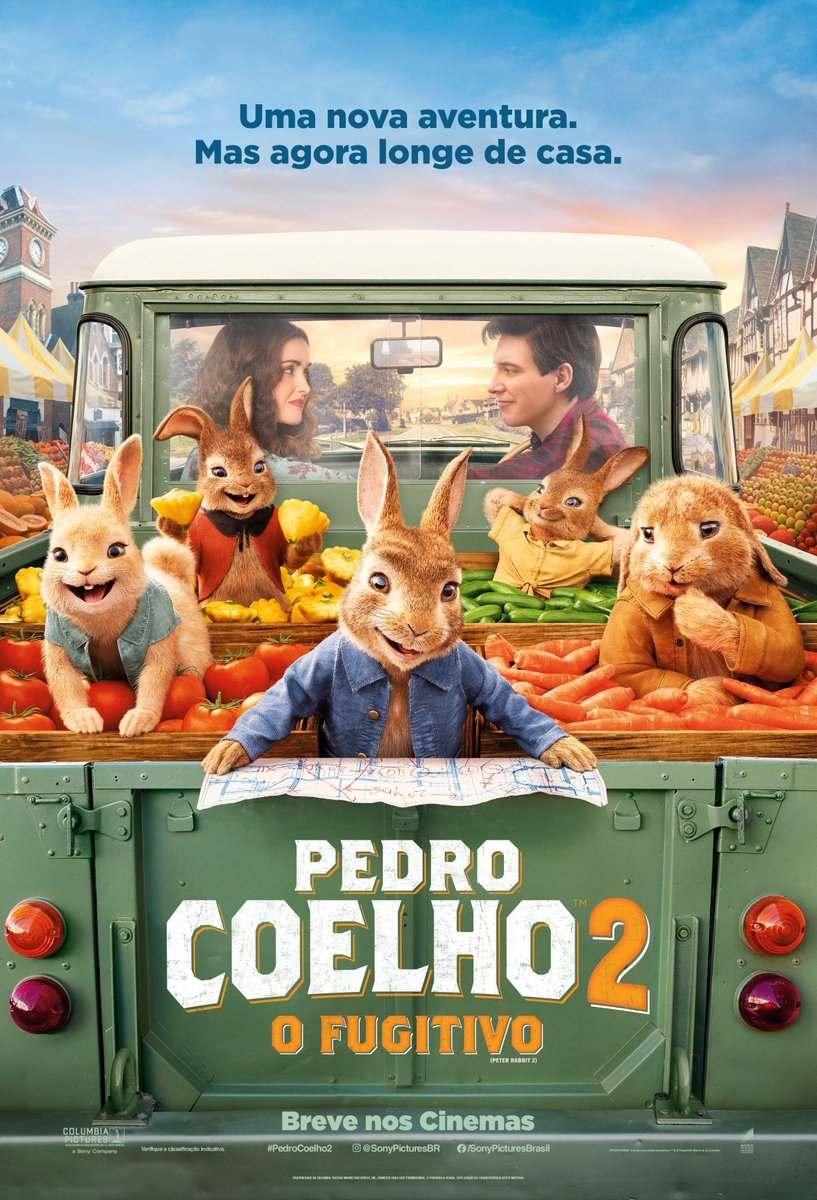 """""""Pedro Coelho 2: O Fugitivo"""" ganha trailer oficial"""