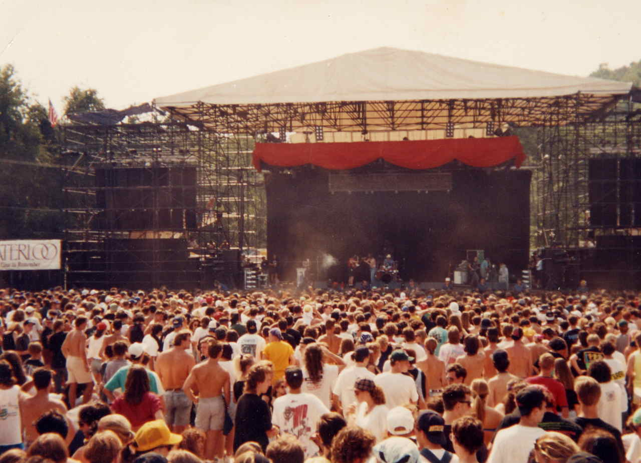 Lollapalooza em 1991