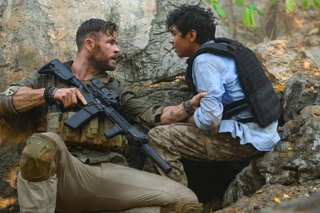 Chris Hemsworth em Resgate