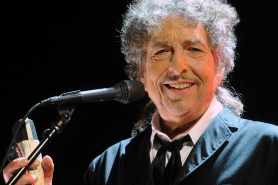 Cantor Bob Dylan