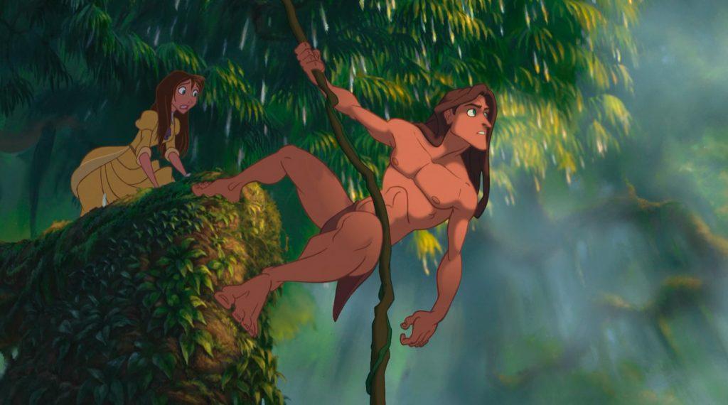 Tarzan - Disney dos anos 90