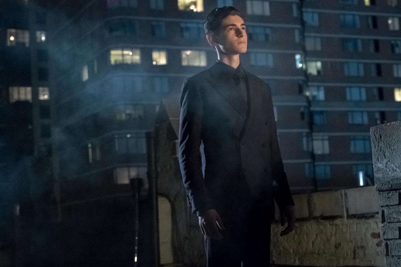 5 temporada de Gotham