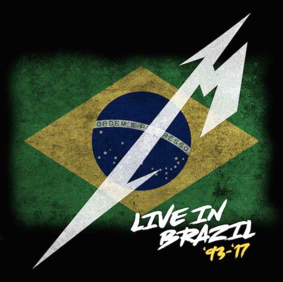 Metallica Live In Brazil