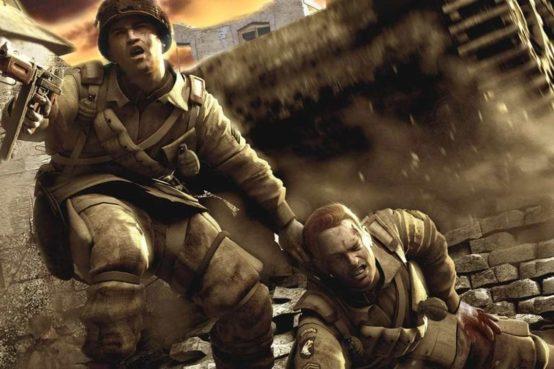 Imagem do jogo Brothers in Arms