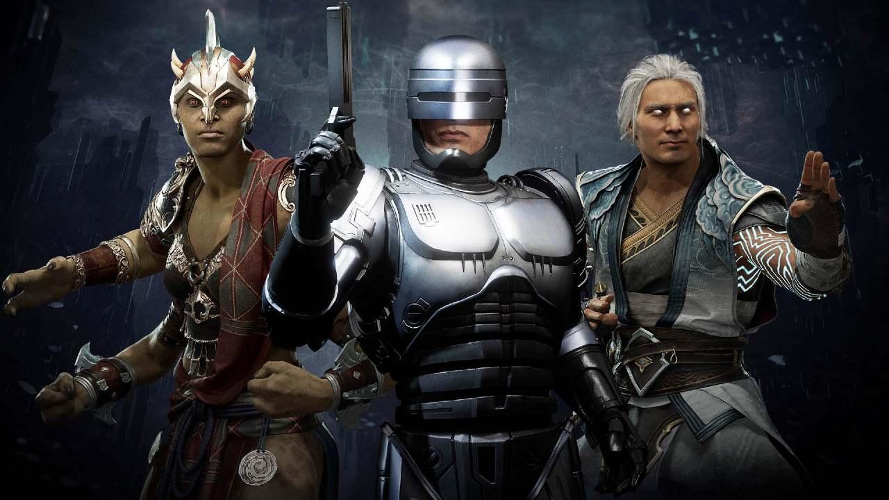 Aftermath é a nova DCL de Mortal Kombat 11