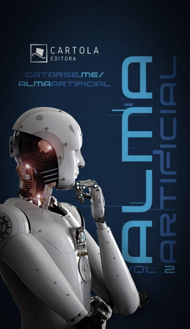 Alma Artificial está em financiamento coletivo no catarse