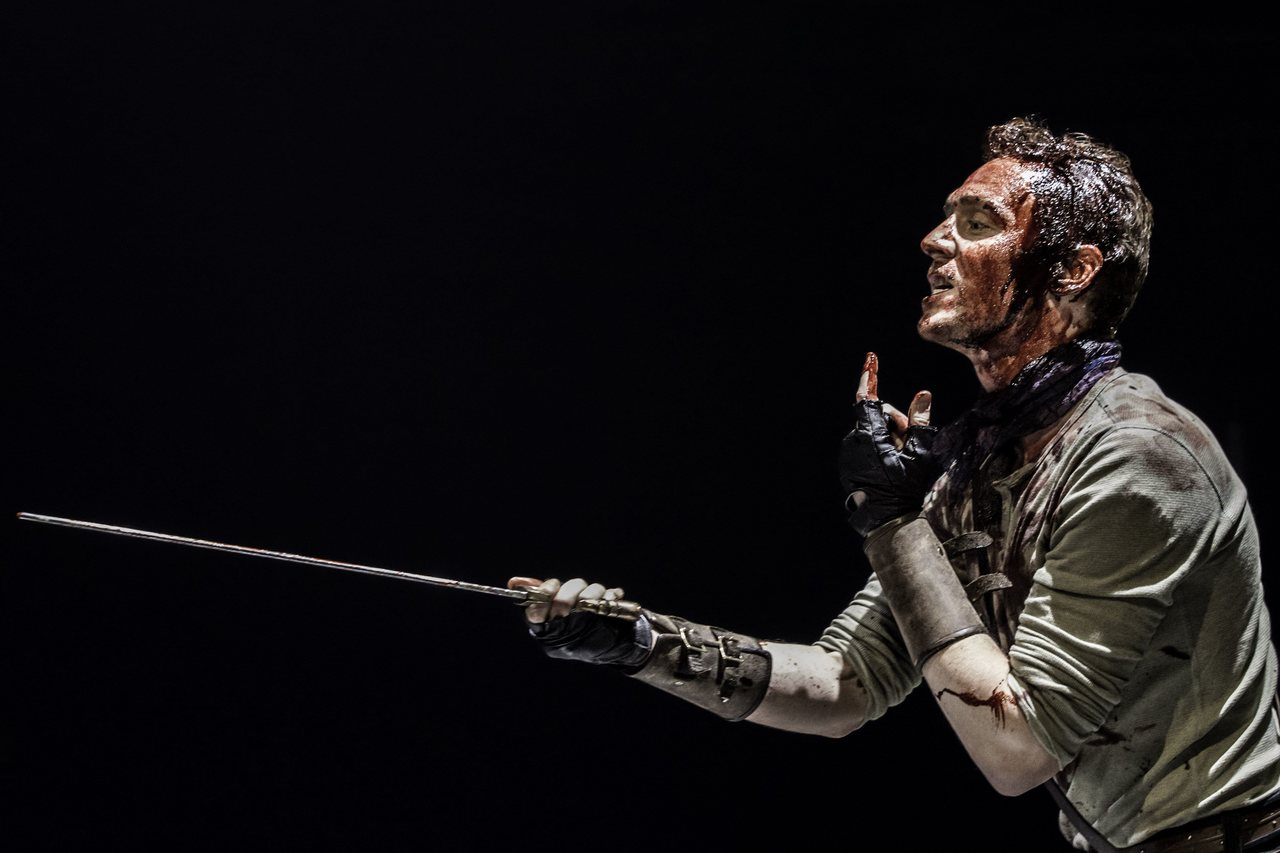 Coriolanus no National Theatre