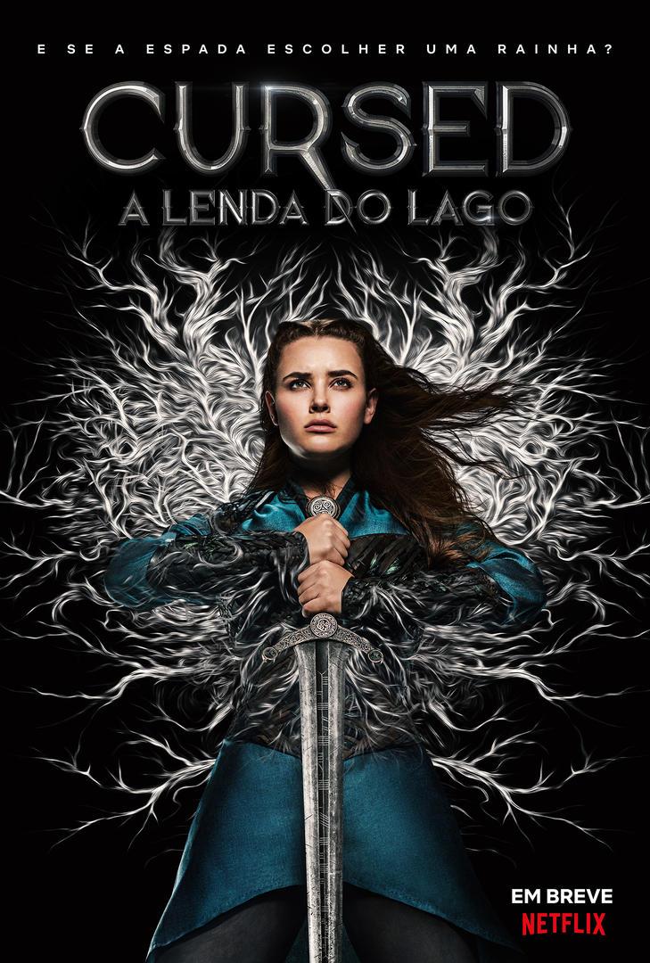Cursed: A Lenda do Lago é a nova sére da Netflix