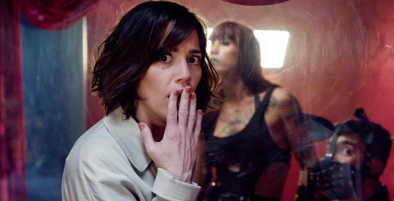 Natália Lage em HARD da HBO
