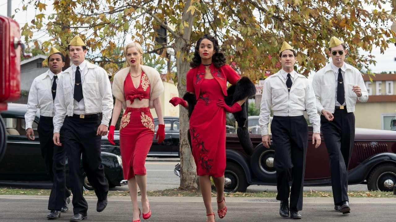 Hollywood é a série da Netflix que adentra por trás do universo da era de Ouro das produções cinematográficas.