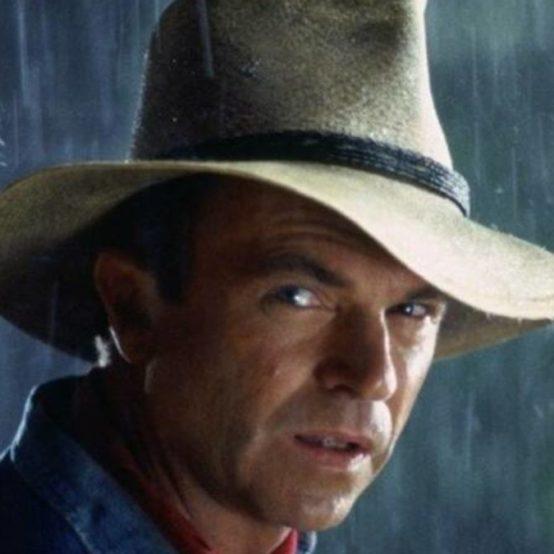 Sam Neill espera retorno da filmagens de Jurassic World: Dominion em breve.