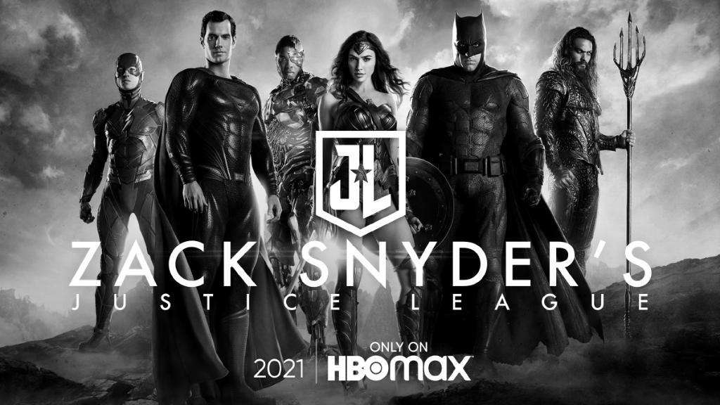Anunciado o SnyderCut de Liga da Justiça
