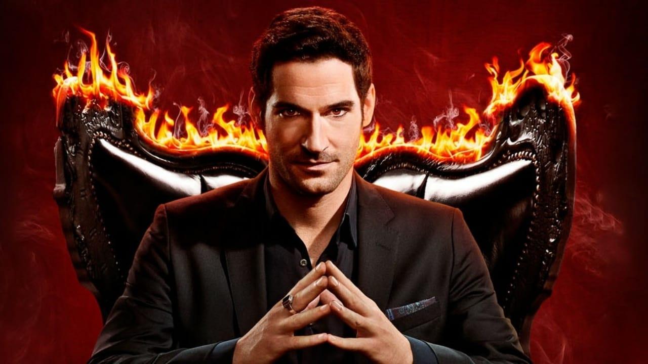 Tom Ellis em Lucifer