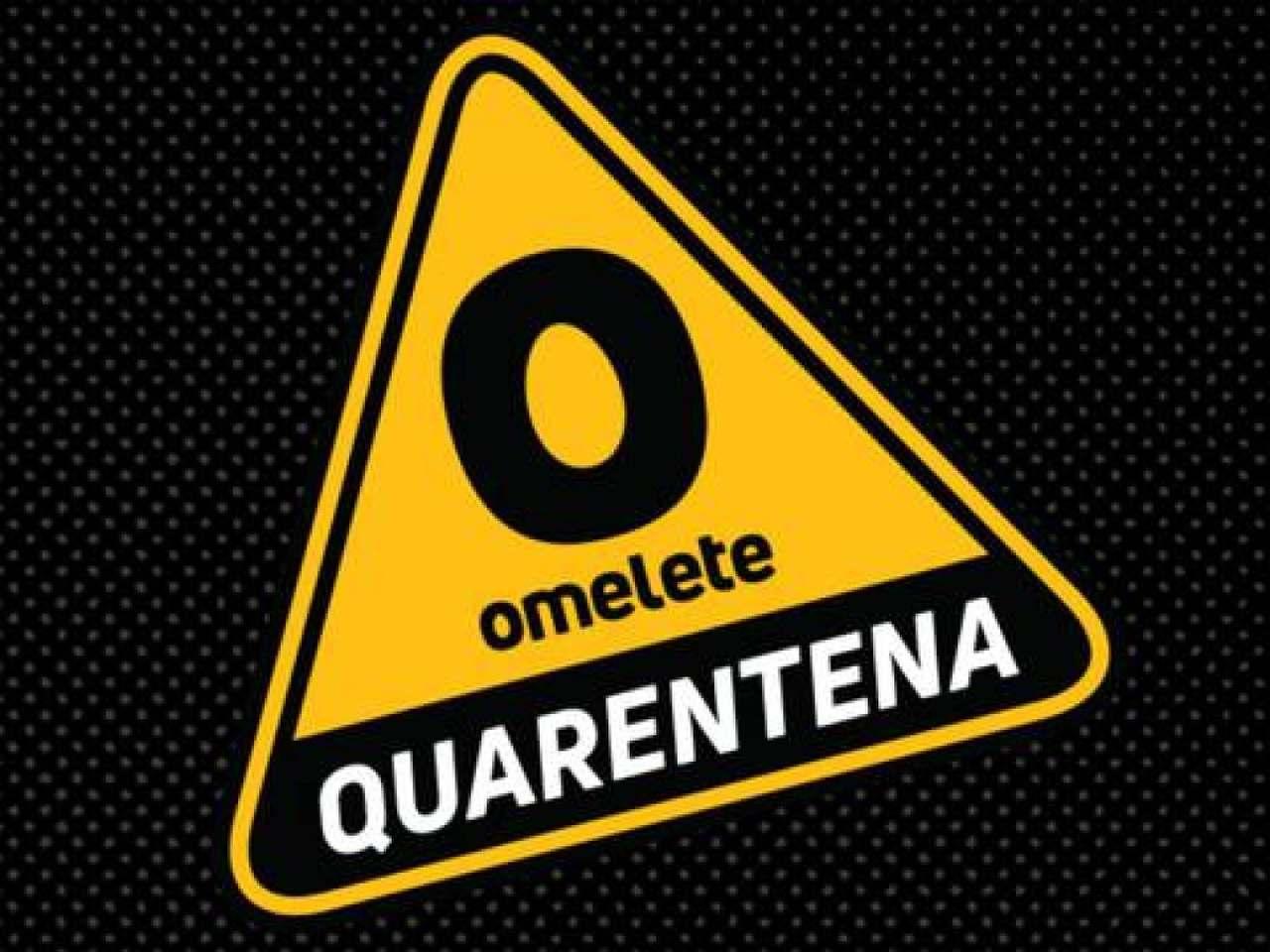 Omelete em Quarentena