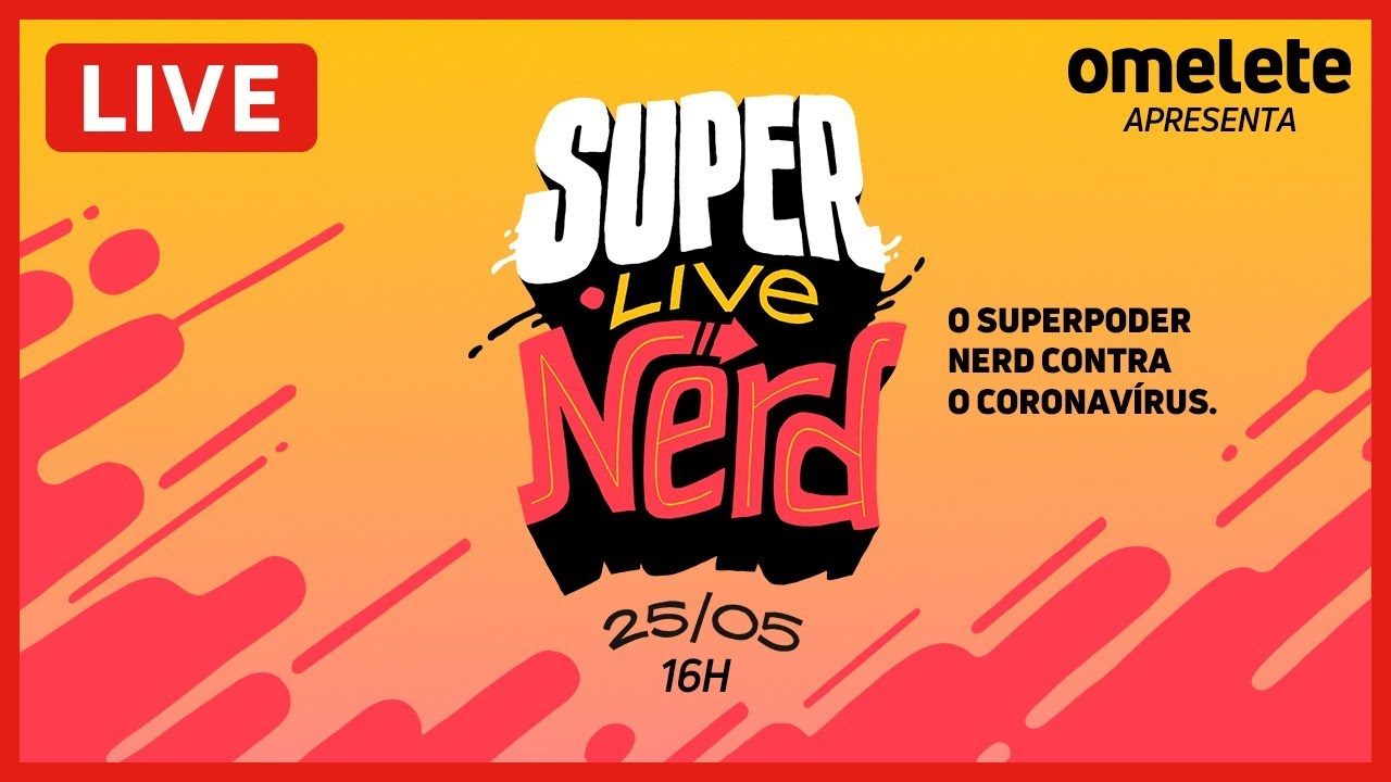 #SuperLiveNerd do Omelete