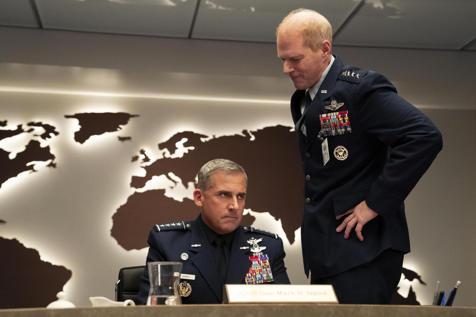 Steve Carell será o protagonista da nova série da Netflix, Space Force