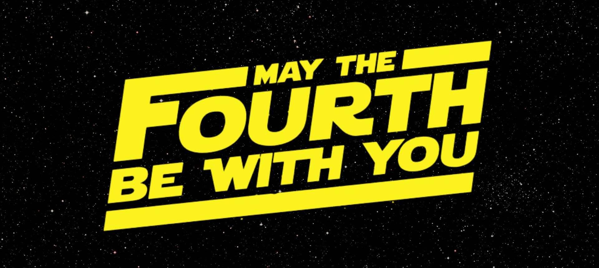 Data comemora a franquia Star Wars