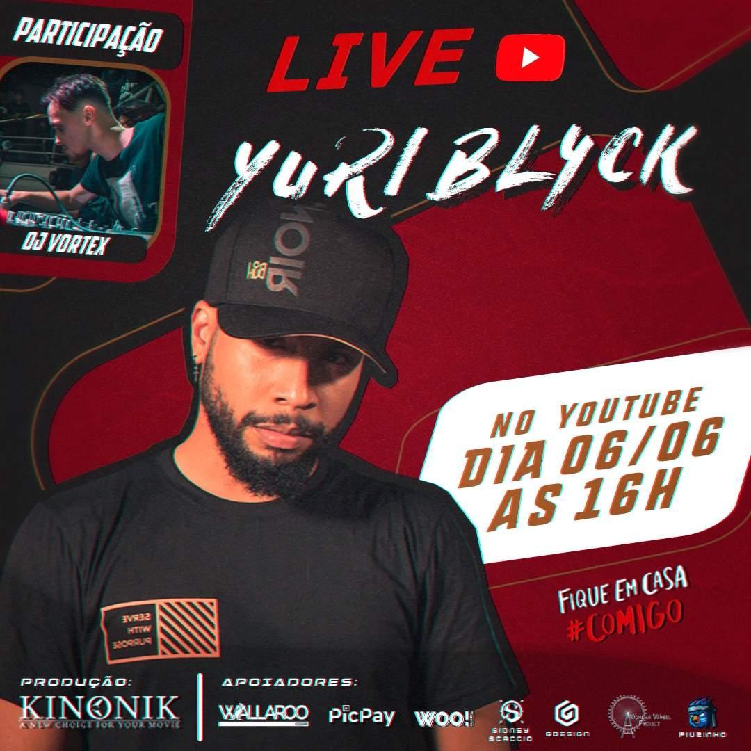 Live do Yuri Bl4ck