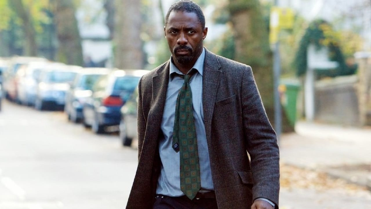 Idris Elba em Luther