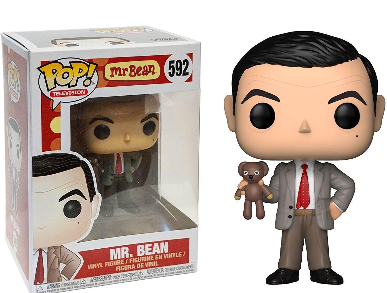 Funko do Mr. Bean